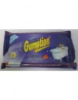 Gumption 2 in 1 antibacterial bathroom wipes (Code 1538)